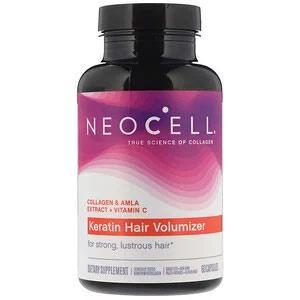 20 лучших витаминов и средств для роста волос на iHerb💥