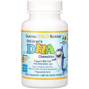 Рейтинг лучших препаратов Омега 3 на IHerb для детей и взрослых