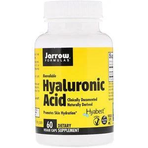 Выбираем гиалуроновую кислоту на iHerb: лучшие препараты, кремы и сыворотоки