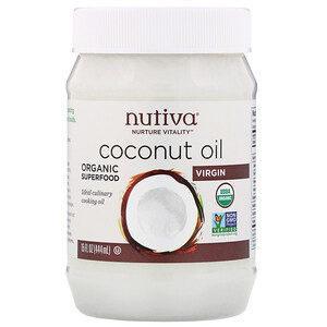 Лучшее кокосовое масло на IHerb для еды и красоты