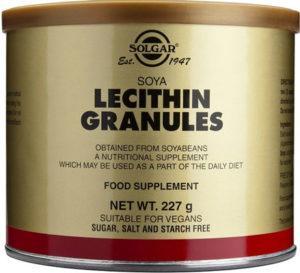 Lecithin Granules Solgar