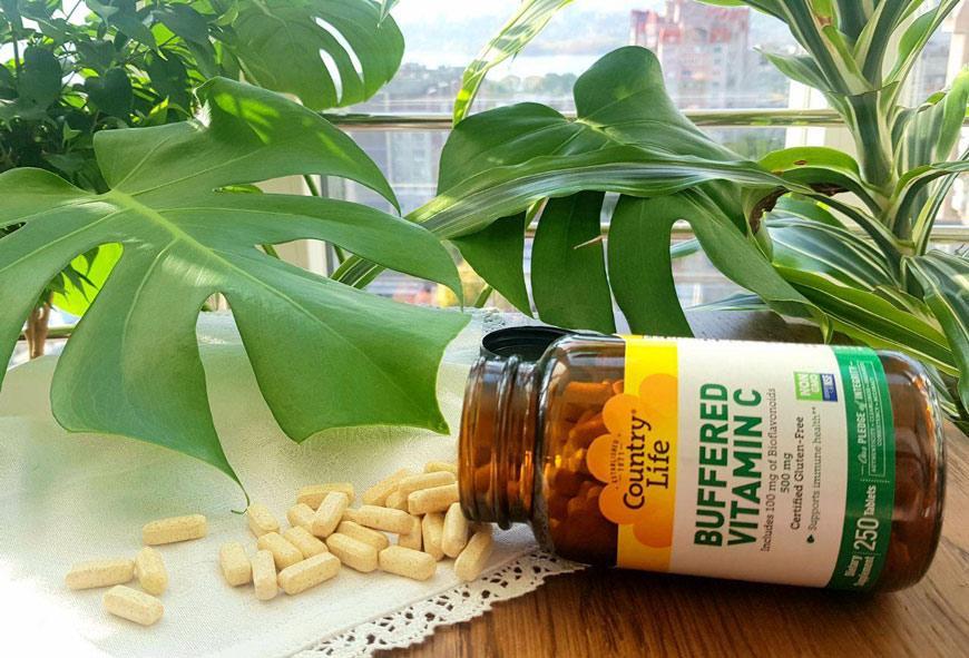 Буферинизированный витамин С